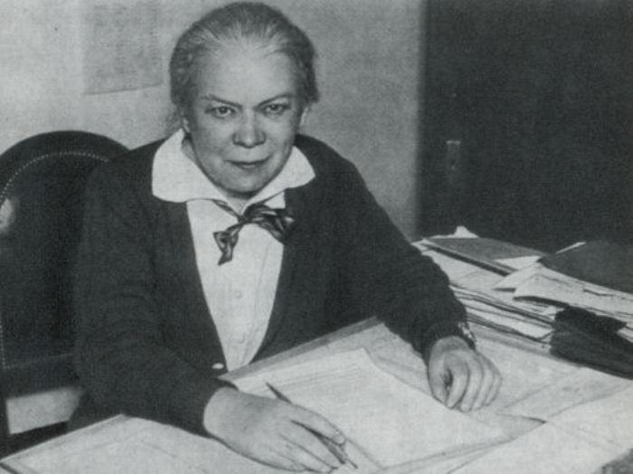 Сестра Ленина Мария | Фото: e-reading.club