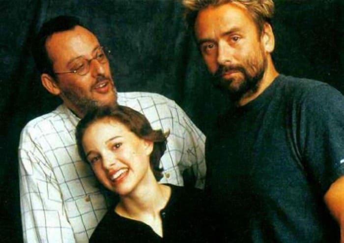 Люк Бессон с актерами на съемках | Фото: dubikvit.livejournal.com