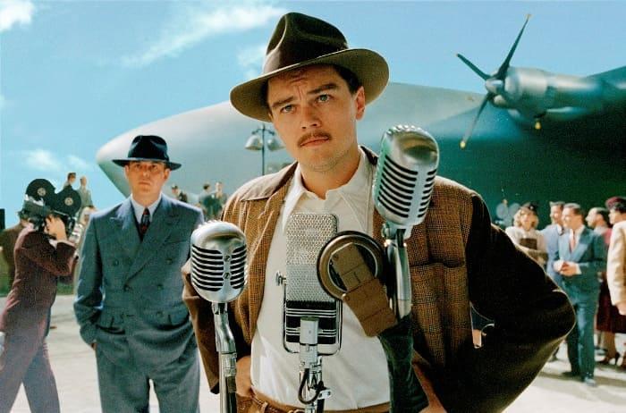 Кадр из фильма *Авиатор*, 2004 | Фото: paradisegroup.ru