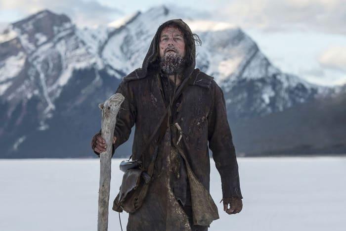 Леонардо Ди Каприо в фильме *Выживший*, 2015 | Фото: sm-news.ru
