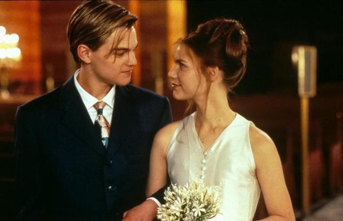 Кадр из фильма *Ромео + Джульетта*, 1996 | Фото: kino-teatr.ru