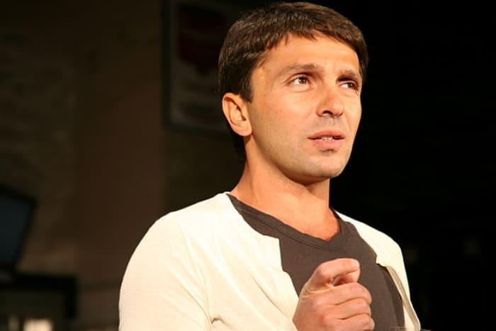 Актер, сценарист, режиссер, продюсер Леонид Барац | Фото: mk.ru