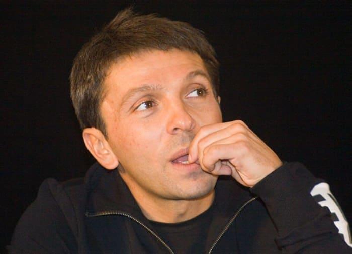 Леонид Барац на премьере фильма *День радио*, 2008 | Фото: kino-teatr.ru