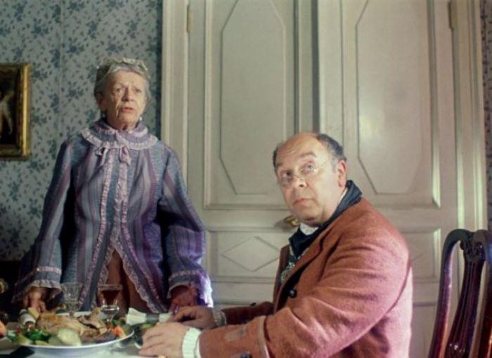 Кадр из фильма *Формула любви*, 1984 | Фото: fakty.ua
