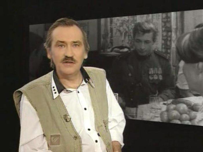 Леонид Филатов в программе *Чтобы помнили*, 1998   Фото: kino-teatr.ru
