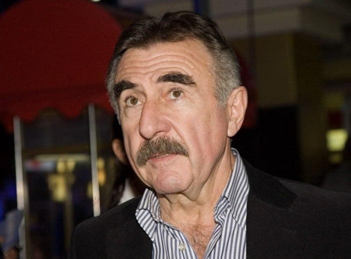 Актер театра и кино, телеведущий Леонид Каневский | Фото: kino-teatr.ru