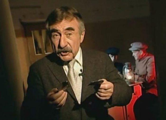 Леонид Каневский в передаче *Следствие вели…* | Фото: uznayvse.ru