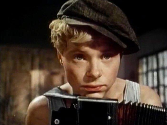 Кадр из фильма *Солдат Иван Бровкин*, 1955 | Фото: kino-teatr.ru