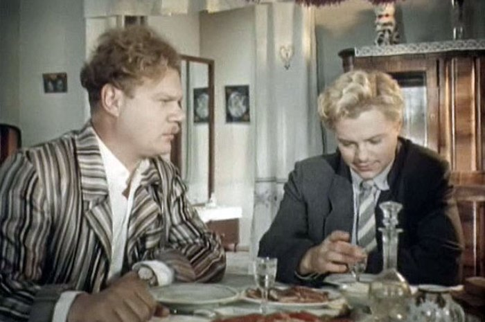 Кадр из фильма *Иван Бровкин на целине*, 1958 | Фото: aif.ru