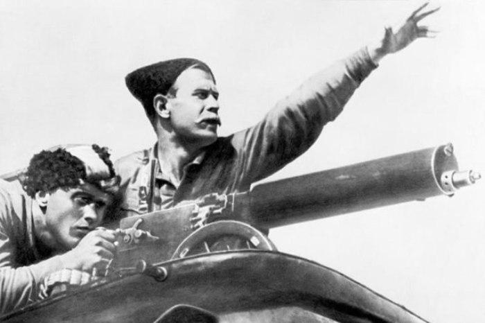Кадр из фильма *Чапаев*, 1934 | Фото: film.ru