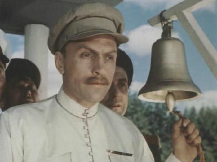 Леонид Кмит в фильме *Смелые люди*, 1950 | Фото: kino-teatr.ru