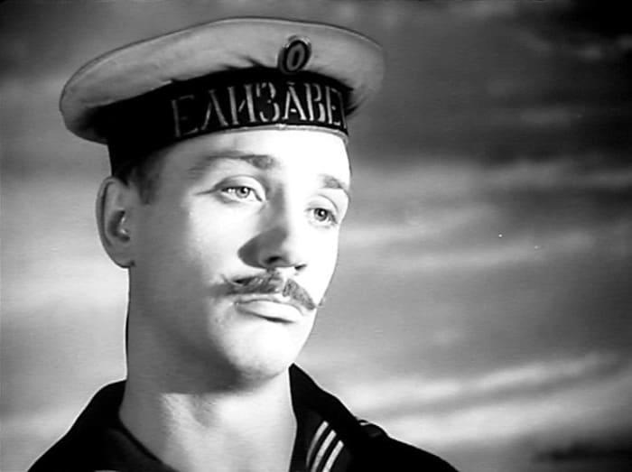 Кадр из фильма *Мичман Панин*, 1960 | Фото: kino-teatr.ru