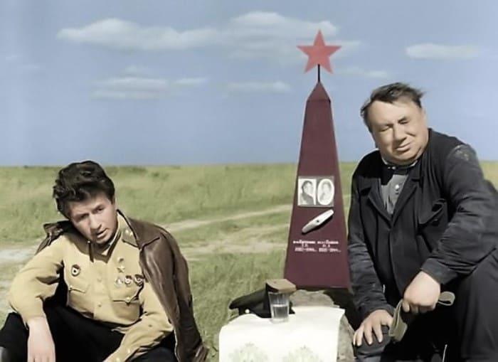 Кадр из фильма *В бой идут одни *старики*, 1973   Фото: kino-teatr.ru