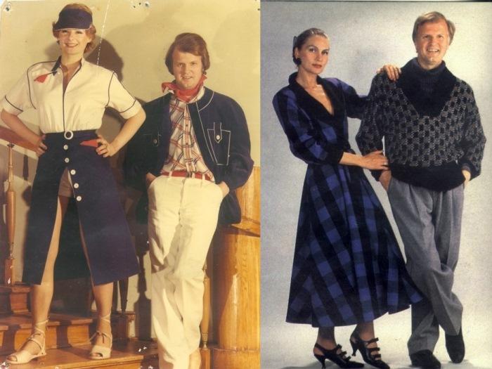 советские костюмы фото