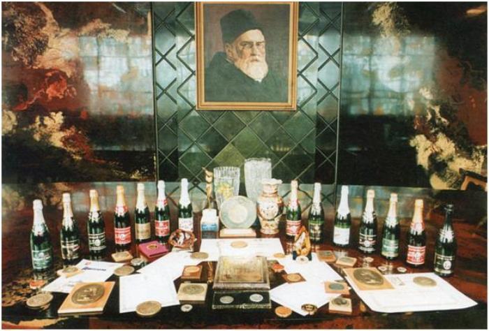 Знаменитый винодел князь Лев Голицын | Фото: eurowine.com.ua