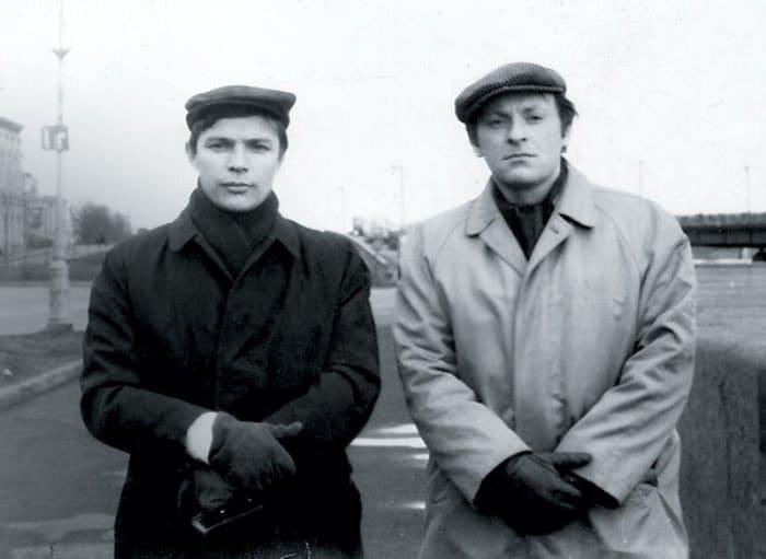 Лев Прыгунов и Иосиф Бродский | Фото: tele.ru