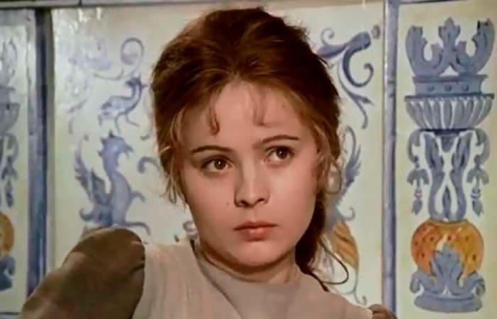 Либуше Шафранкова в фильме *Три орешка для Золушки*, 1973 | Фото: kino-teatr.ru