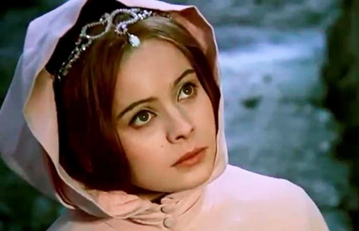 Либуше Шафранкова в роли Золушки, 1973 | Фото: kino-teatr.ru