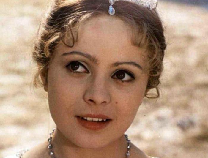 Либуше Шафранкова в роли Золушки, 1973 | Фото: fb.ru