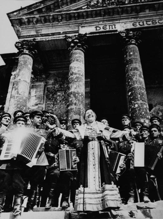 ��� 1945-��. ������� ����� ���������� � ��������� � �������