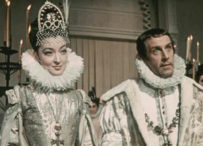 Кадр из фильма *Дон Кихот*, 1957   Фото: kino-teatr.ru