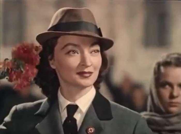 Лидия Вертинская в фильме *Киевлянка*, 1960 | Фото: kino-teatr.ru