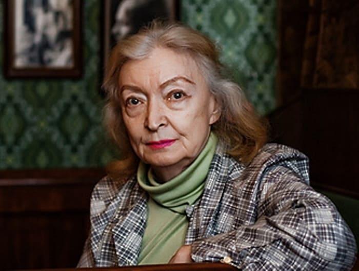 Актриса и художница Лидия Вертинская   Фото: dailyculture.ru