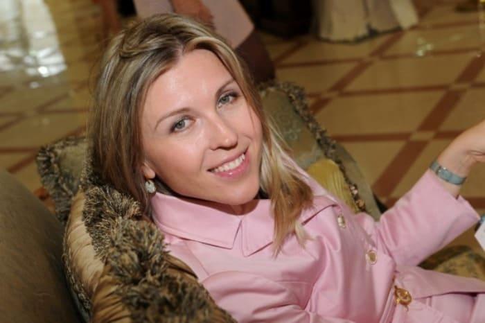 Сегодня Лика Стар не жалеет о том, что оставила шоу-бизнес | Фото: kleo.ru