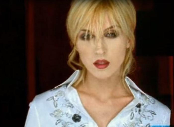 Популярная в 1990-х гг. певица Лика Стар | Фото: dni.ru
