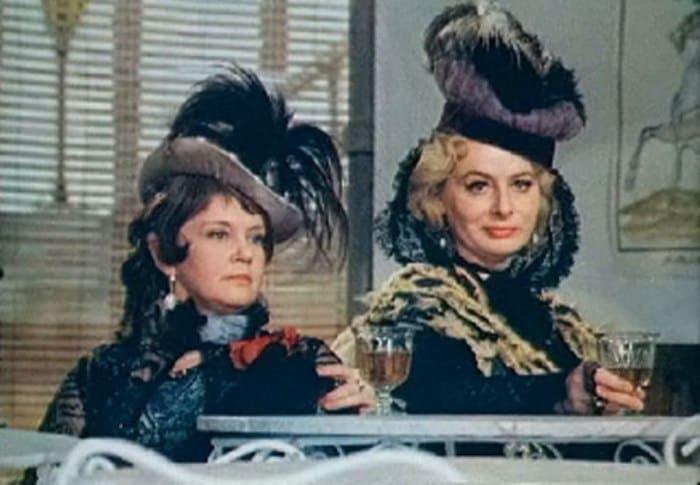 Кадр из фильма *Перикола*, 1984   Фото: kino-teatr.ru