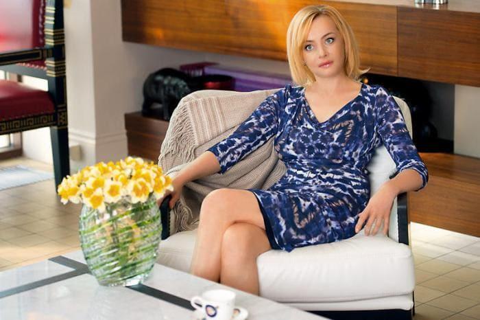 Дочь Евгения Евстигнеева и Лилии Журкиной Мария   Фото: 7days.ru