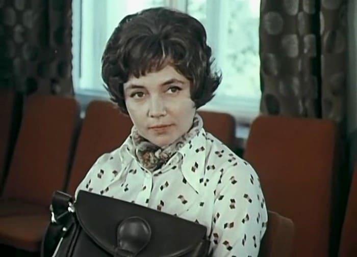 Лилиана Алешникова в фильме *Опровержение*, 1976 | Фото: kino-teatr.ru