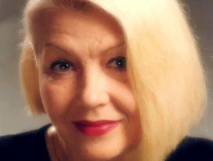Знаменитая латвийская актриса Лилита Озолиня | Фото: 24smi.org