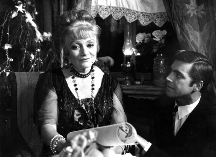 Кадр из фильма *Грек Зорба*, 1964 | Фото: seance.ru