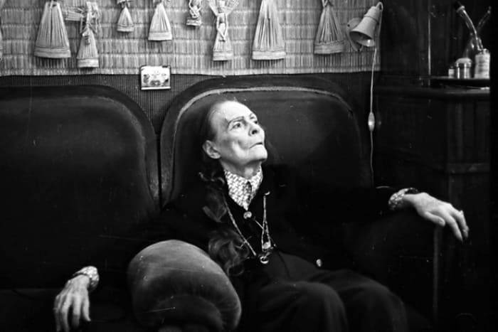Лиля Брик в старости | Фото: 24smi.org