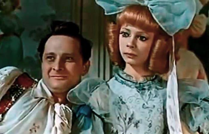 Кадр из фильма *Три толстяка*, 1966 | Фото: kino-teatr.ru