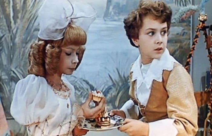 Кадр из фильма *Три толстяка*, 1966 | Фото: portal-kultura.ru