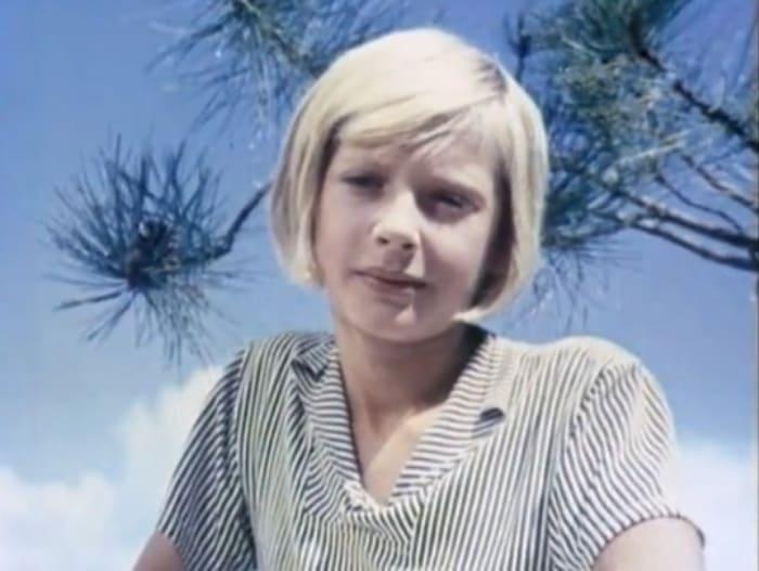 Лина Бракните в фильме *Дубравка*, 1967 | Фото: kino-teatr.ru