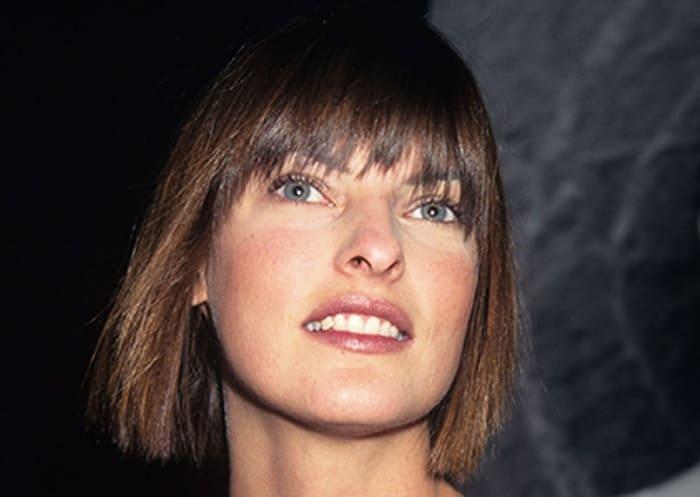 Линда Евангелиста в начале своей модельной карьеры | Фото: ru.hellomagazine.com
