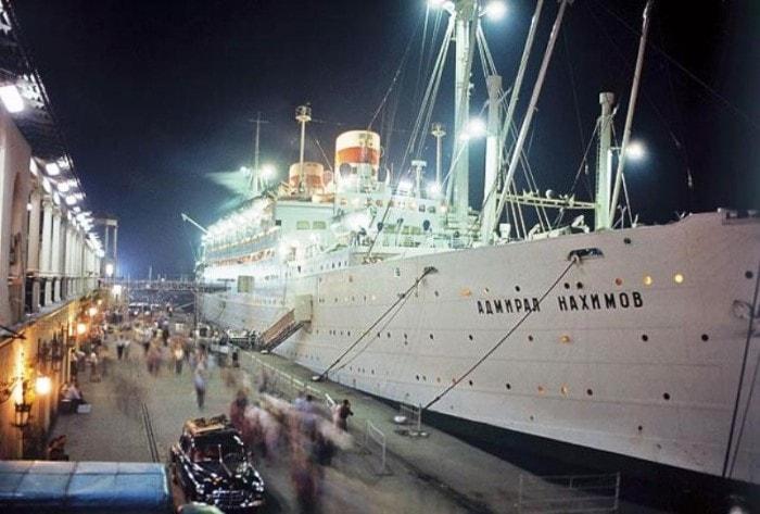 Лайнер, повторивший судьбу всех кораблей с таким названием | Фото: newsmir.info