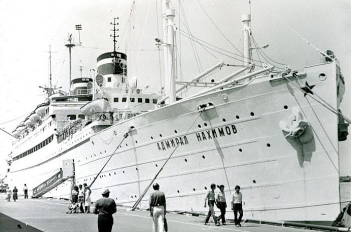 Лайнер, повторивший судьбу всех кораблей с таким названием | Фото: newstes.ru