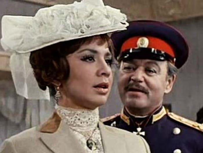 Кадр из фильма *Опасные гастроли*, 1969 | Фото: kino-teatr.ru