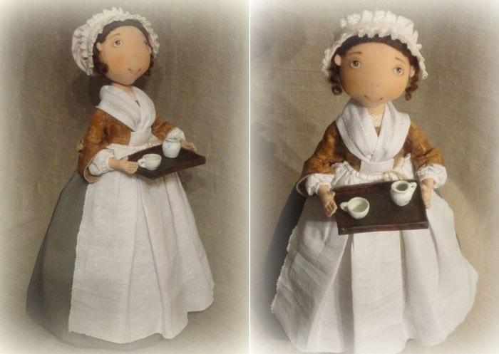 *Шоколадница* – одно из самых растиражированных произведений XVIII века   Фото: searchmasterclass.net и liveinternet.ru