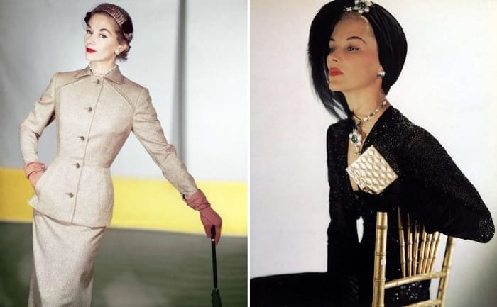 Историки моды называют ее первой супермоделью в мире | Фото: interesnoznat.com