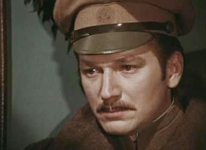 Аристарх Ливанов в телесериале *Государственная граница*, 1980-1982 | Фото: kino-teatr.ru