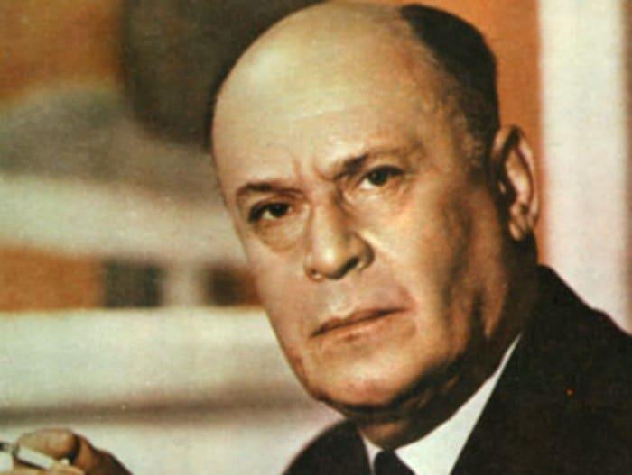 Народный артист СССР Борис Ливанов | Фото: kino-teatr.ru