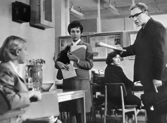 Кадр из фильма *Доживем до понедельника*, 1968 | Фото: kino-teatr.ru