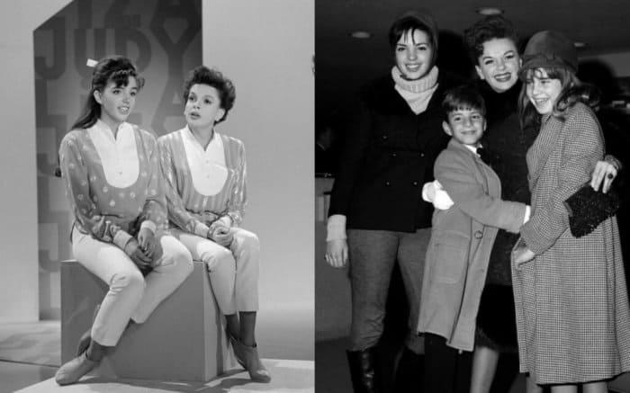 Джуди Гарленд с детьми | Фото: sibmama.ru