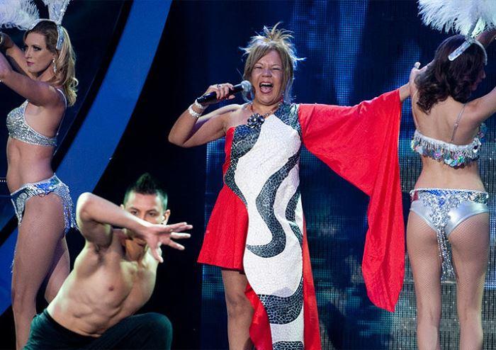 Лоалва Браз на сцене | Фото: gazeta.ru