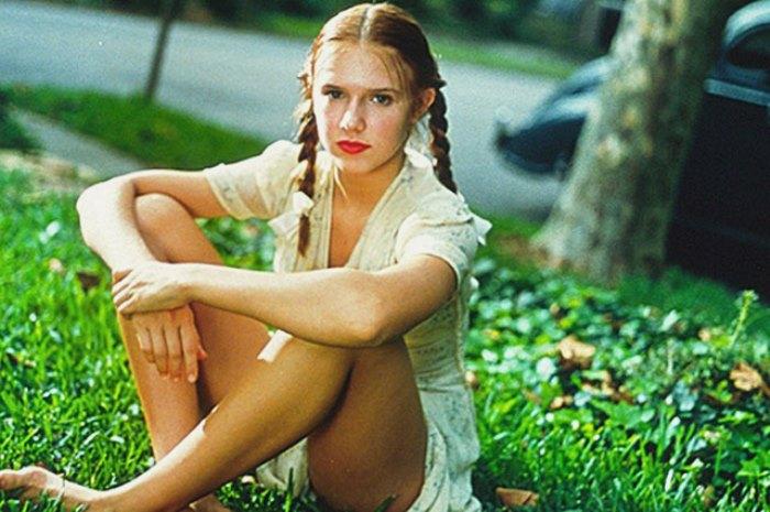 Доминик Суэйн в роли Лолиты, 1997 | Фото: kinopoisk.ru